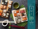 Dragonfly Sushi - Editorial Photography
